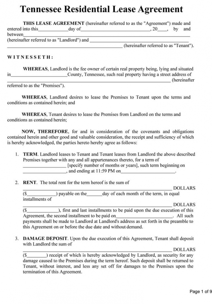 printable rental agreement template 25 templates to write perfect legal rental agreement template pdf