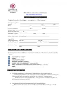 sample uma subrecipient form cdbg subrecipient agreement template pdf