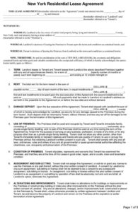 sample 25 free rental lease agreement templates how to write best rental agreement template doc
