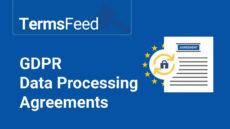 editable gdpr data processing agreements data processor agreement template gdpr word