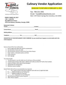 sample 12 vendor agreement templates for restaurant cafe & bakery food vendor agreement template word