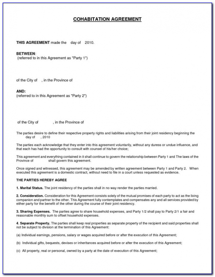 sample divorce settlement agreement template uk  vincegray2014 marital agreement template example