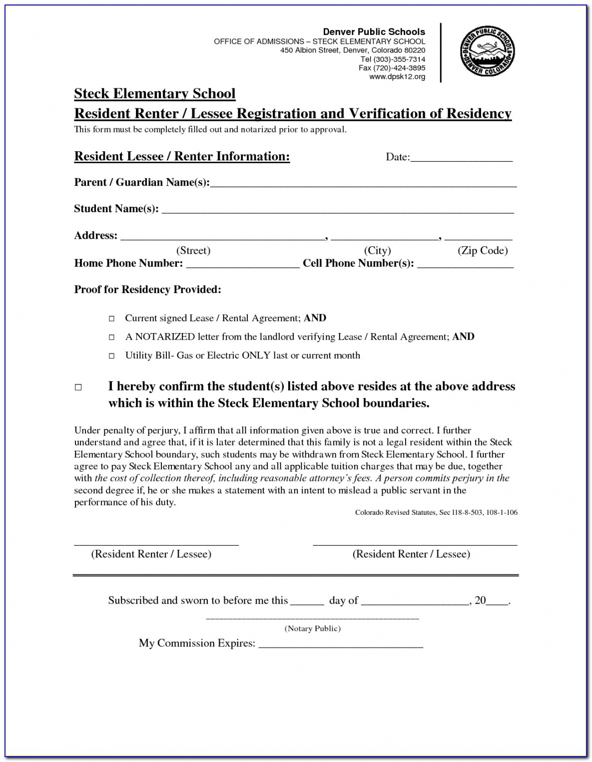sample lease agreement form templates acceptable for proof of notarized rental agreement template