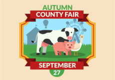 free county fair poster template  download free vectors clipart county fair poster template sample