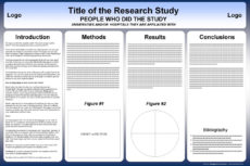 free free powerpoint scientific research poster templates for conference poster presentation template word
