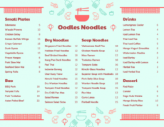 asian restaurant menu template asian restaurant menu template excel