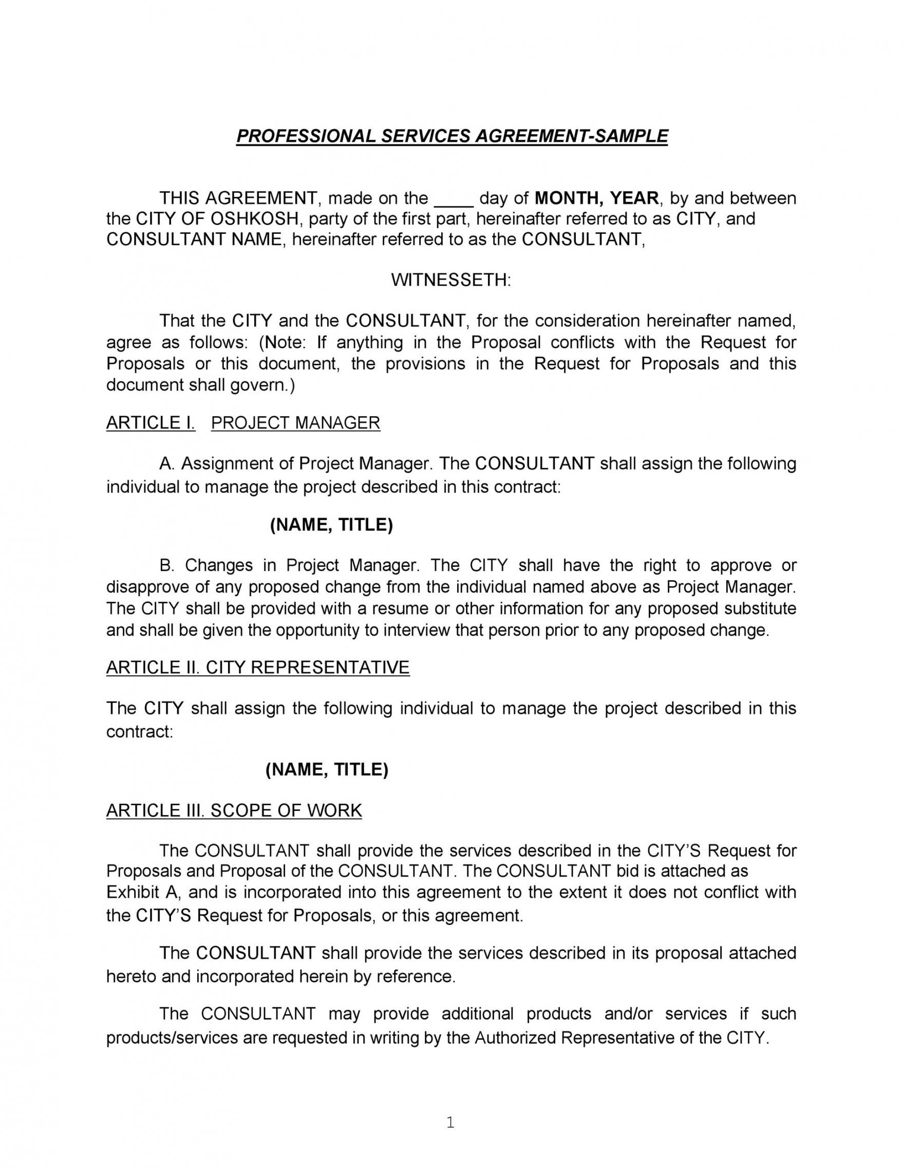 sample 50 professional service agreement templates & contracts service agreement form template pdf