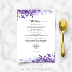 printable rehearsal dinner menu rehearsal dinner menu template word