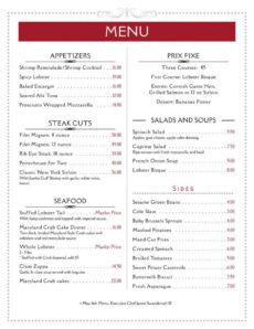sample catering menu template free ~ addictionary bbq catering menu template sample