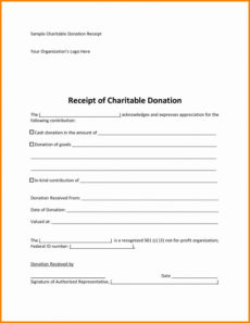 sample charitable donation form template ~ addictionary charity donation form template example