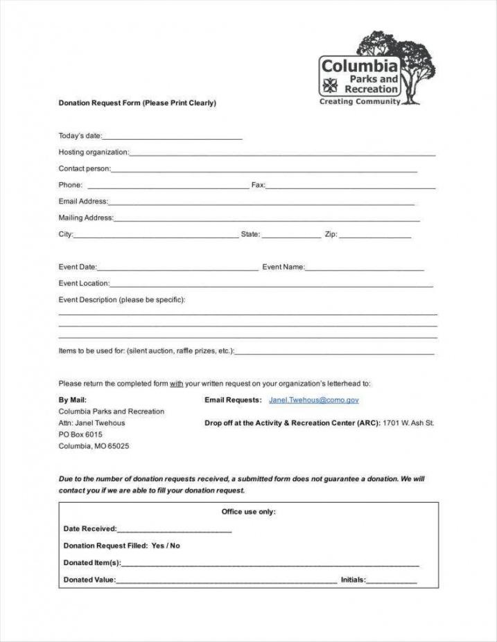 editable 9 donation application form templates free pdf format donation request form template excel