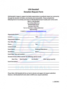 editable donation request form  fill out and sign printable pdf template  signnow donation request form template example
