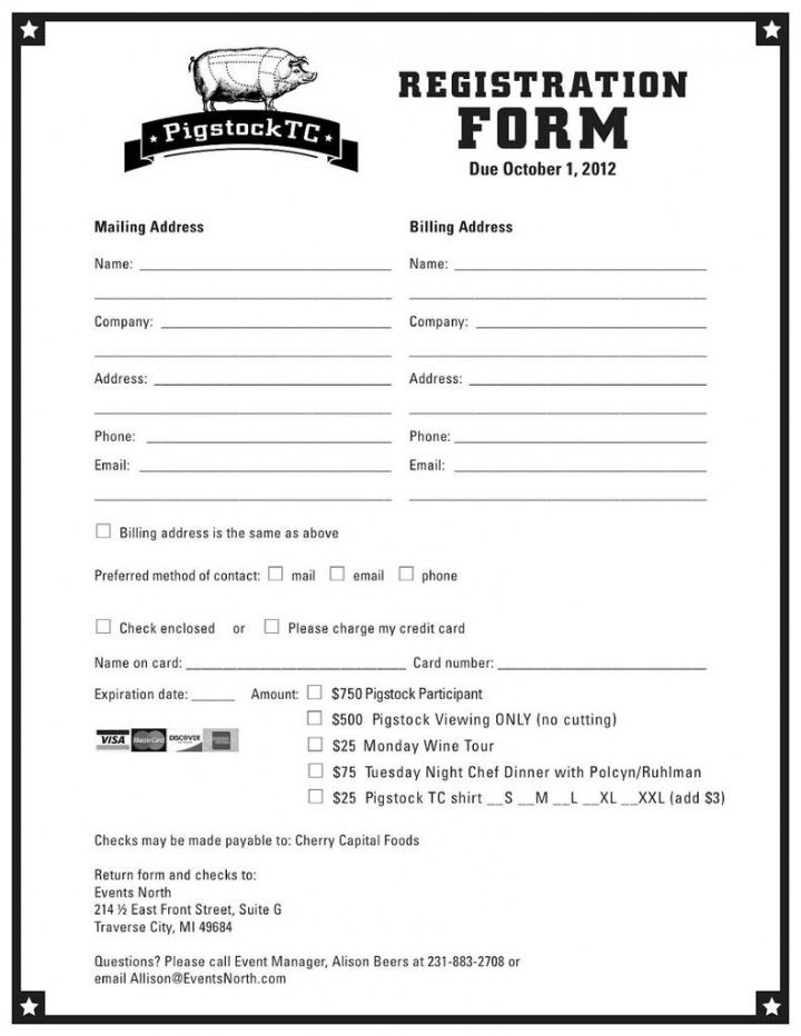 editable parish registration form template beautiful good business parish registration form template example