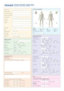 free 14 patient report forms in pdf  ms word patient report form template doc