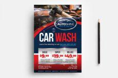 free car wash templates in psd ai & vector  brandpacks car wash menu template doc