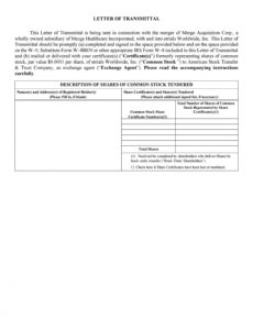 printable letter of transmittal  40 great examples & templates ᐅ document transmittal form template word