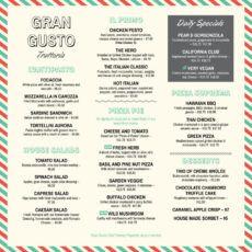 printable menu templates for restaurants · imenupro daily specials menu template sample