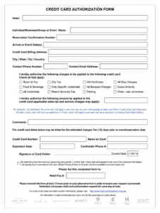 sample credit card authorization form pdf fillable template  fill out and sign  printable pdf template  signnow credit card billing authorization form template doc