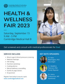 blue healthcare fair flyer template health fair poster template word