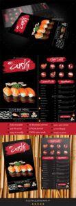 editable bar menu template graphics designs & templates bar and grill menu template example