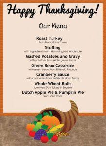 editable template thanksgiving day menu template free thanksgiving thanksgiving day menu template doc