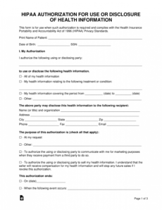 free free medical records release authorization form  hipaa mental health release of information form template pdf
