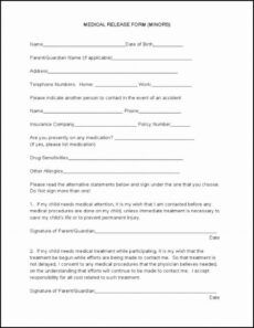 sample medical record request form template ~ addictionary medical records authorization form template example