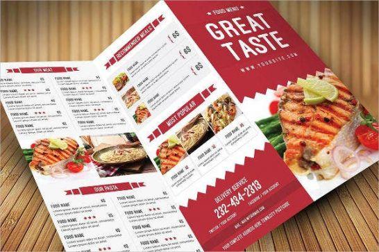 editable 10 family restaurant menu templates  designs templates restaurant food menu template excel