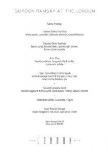 editable best albariño bodegas castro martin rias baixas award wine pairing menu template excel
