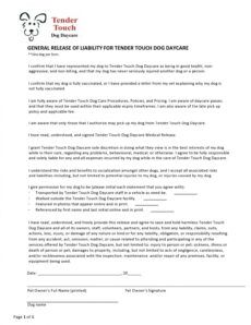 free 30 editable general release of liability forms free general liability release form template sample