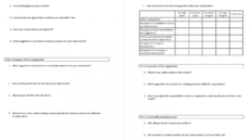 printable 9 essential exit interview survey templates  questionpro employee exit interview form template word