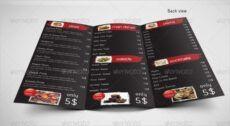 sample 31 takeaway menu template  free psd jpeg ai format carry out menu template doc