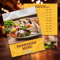 sample menugo  restaurant menu templates soul food menu template pdf