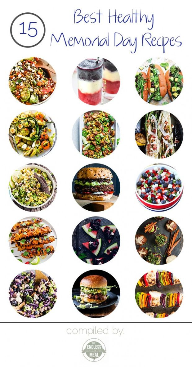 sample the 15 best healthy memorial day recipes  the endless meal® memorial day menu template word