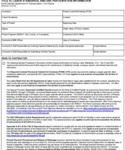 Costum Equal Employment Opportunity Form Template Excel Example