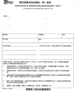 Costum Parts Request Form Template Pdf Sample