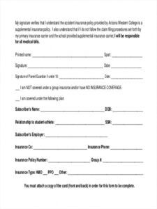 free 8 sports physical forms in pdf  ms word employee physical form template doc