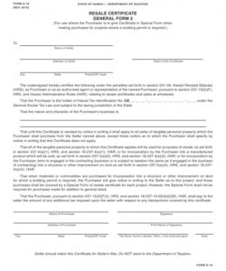 Printable Reseller Application Form Template Word Sample