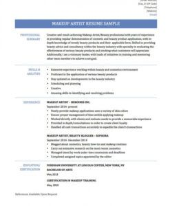 Professional Bridal Makeup Consultation Form Template Doc Sample