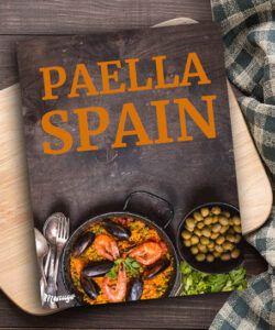 Spanish Restaurant Menu Template Pdf